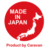 MADE IN JAPAN Peoduct by Caravan
